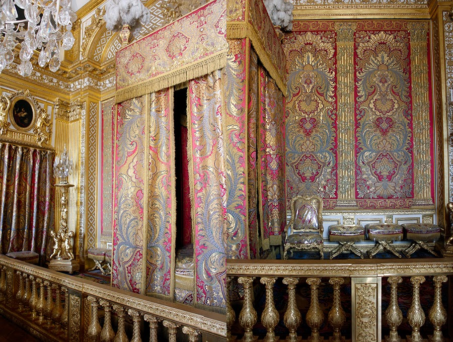 Versailles ch teau de versailles chavanitas for Chambre louis xvi versailles