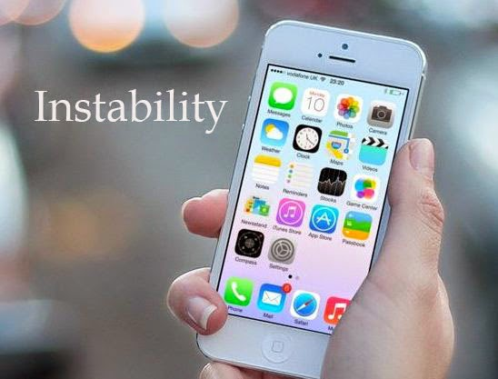 iOS 8 is not instable