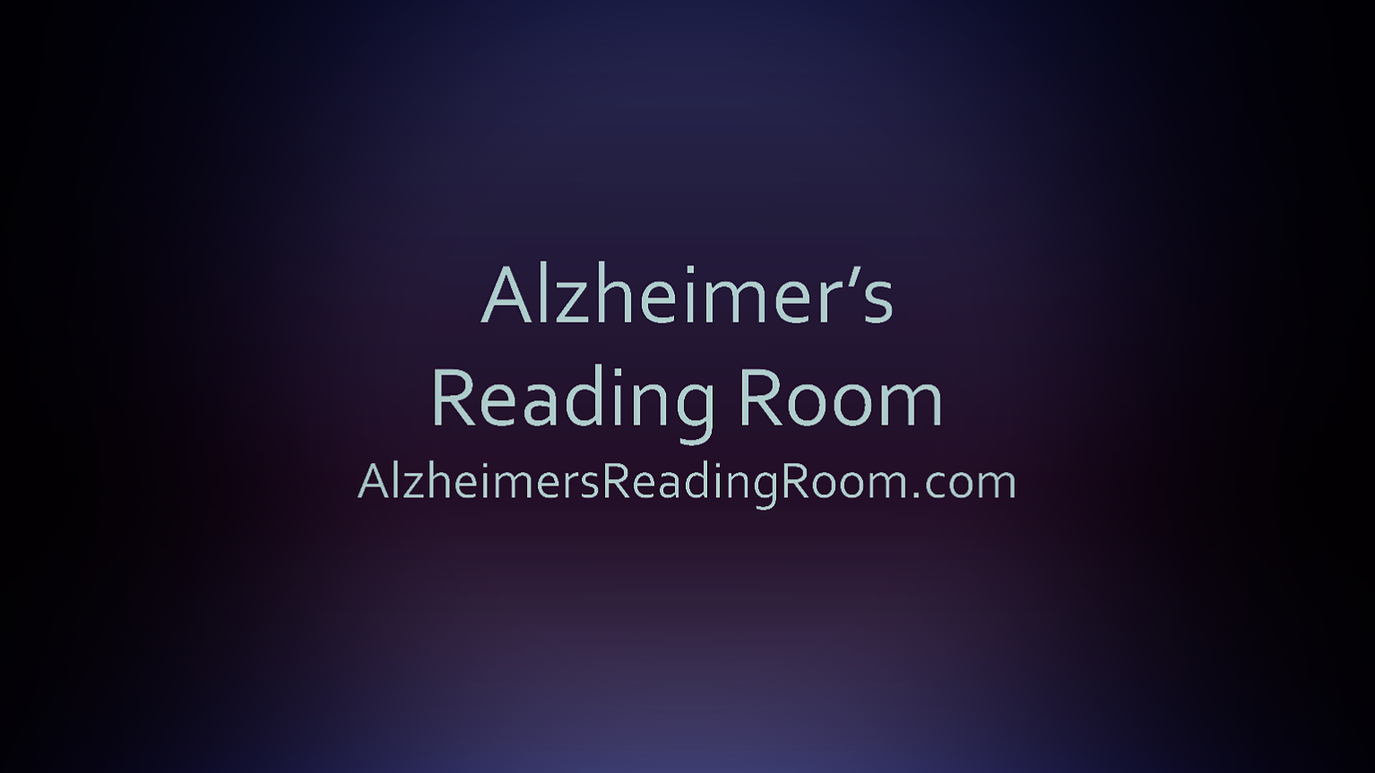 Alzheimer's Reading Room: What is the Difference Between Alzheimer's and Dementia