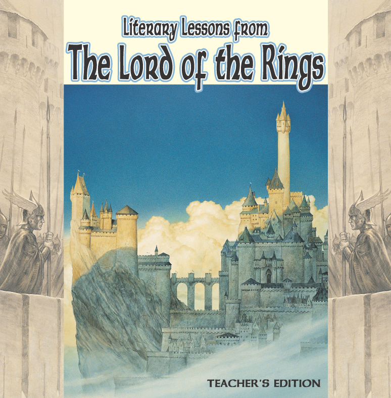 a literary analysis of lord of the rings Literature you'll love book catalog quick order catalog homescholar books publications lessons from the lord of the rings cadron creek publications.