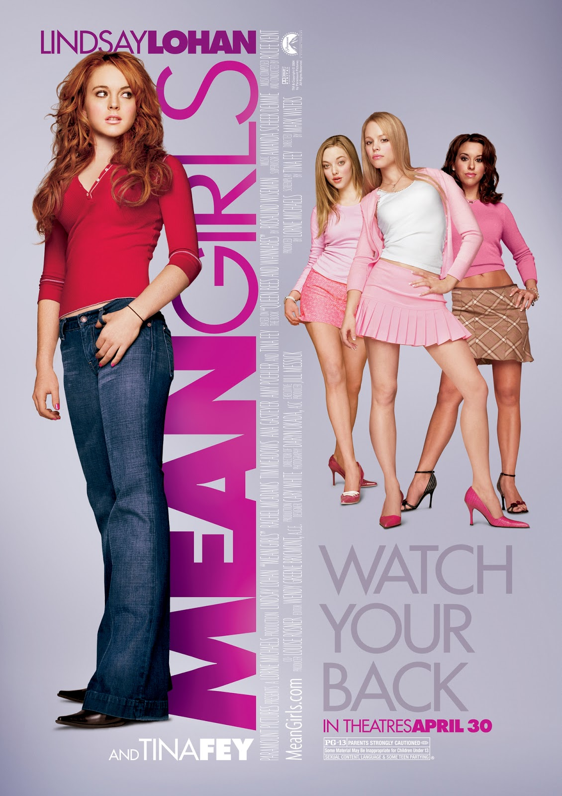 Mean Girls (2004) tainies online oipeirates