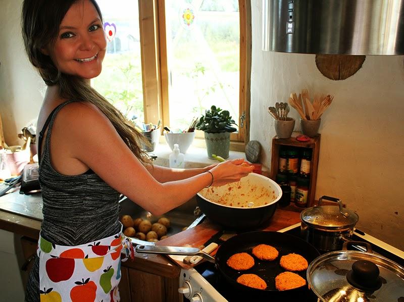 Veganmisjonen Norsk Matblogg Veganske Oppskrifter Jane H. Johansen