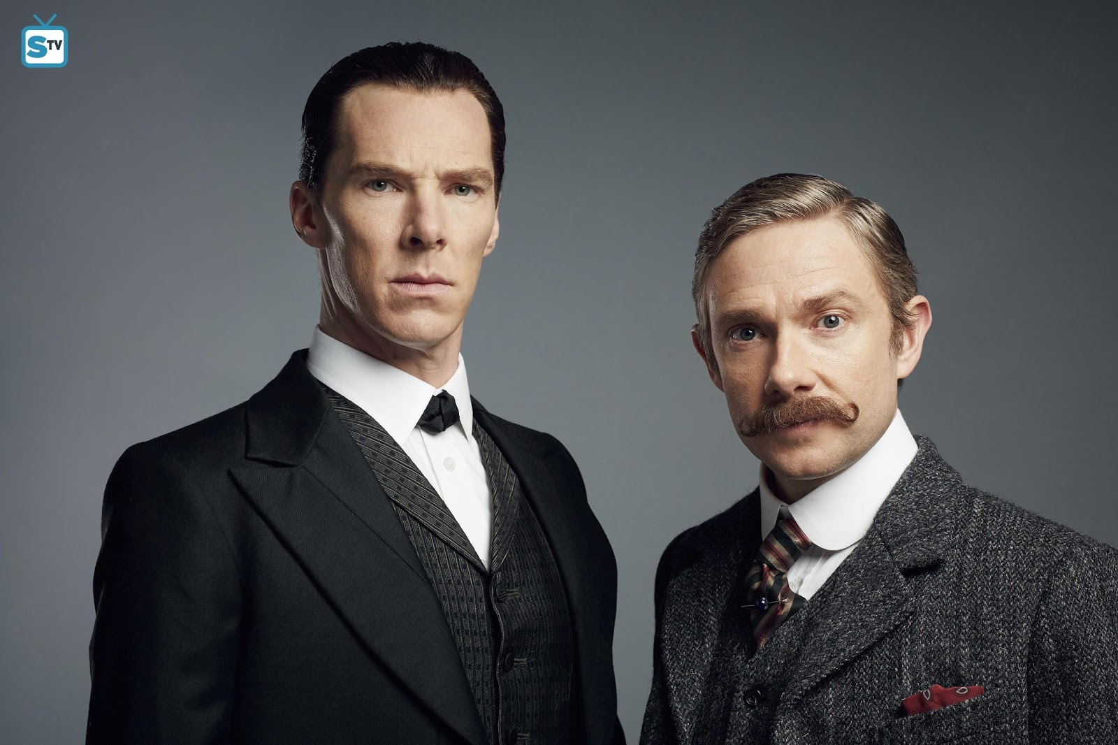 Sherlock - The Abominable Bride - Full Set of Cast and Promotional Photos