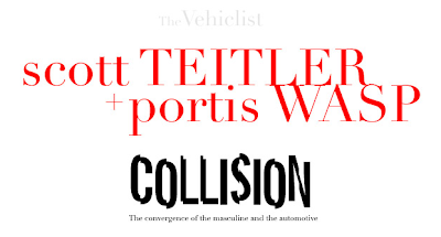 Collision-The Vehiclist-Scott Teitler-Portis Wasp