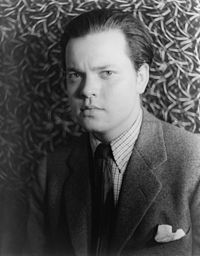 old time radio star orson welles