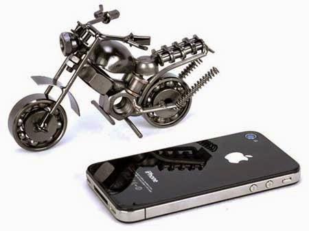 koleksi gambar motor unik dari alumunium