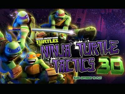Juegos de aventura de 2 jugadores las tortugas ninjas