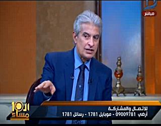برنامج العاشره مساء وائل الابراشى حلقة 22-6-2017