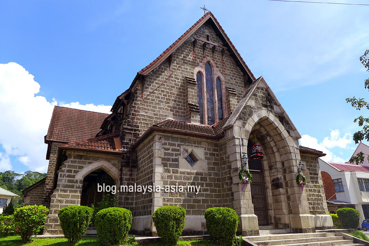 Church in Sandakan