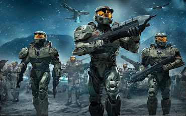 #23 Halo Wallpaper