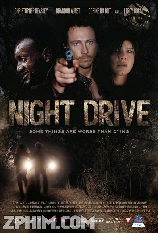 Cuộc Săn Đuổi Kinh Hoàng - Night Drive (2010) Poster