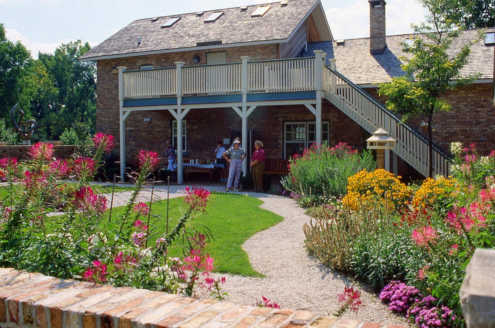 Rotary botanical gardens hort blog genesis of the english cottage garden - English cottage ...