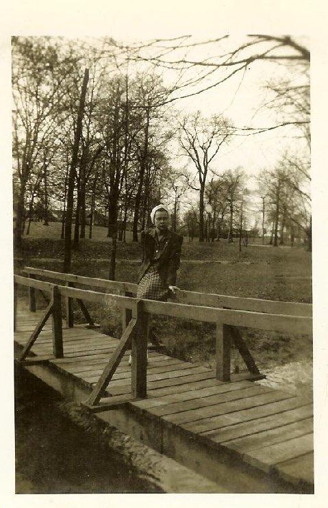 Vintage Irvington: Ellenberger Park 1943 and Today