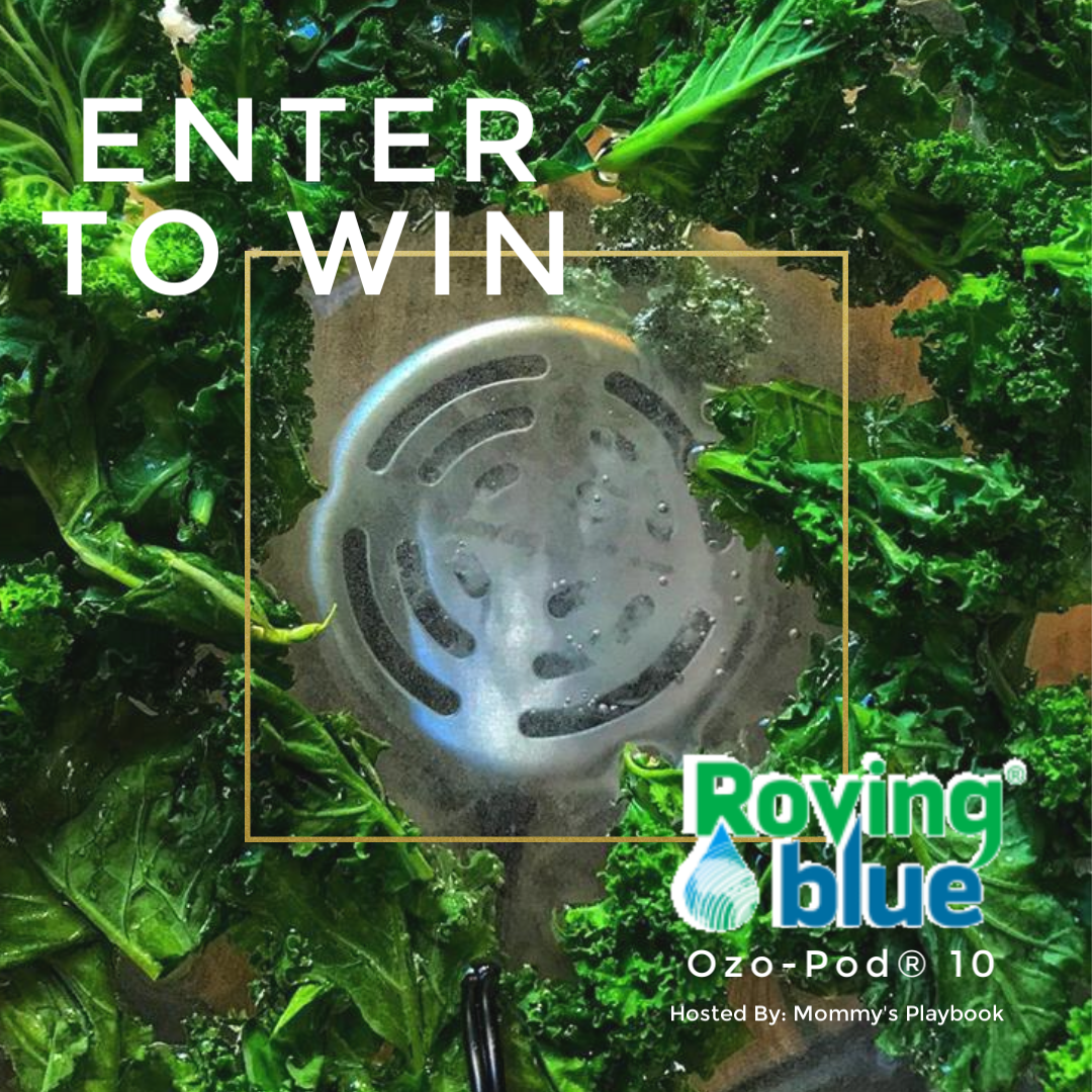 Roving Blue Ozo Pod Giveaway