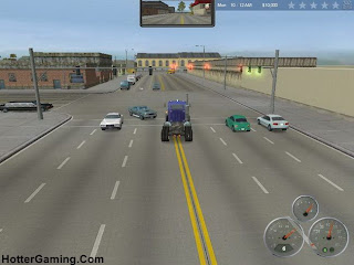 Free Download 18 Wheels of Steel Across America Pc Game Photo