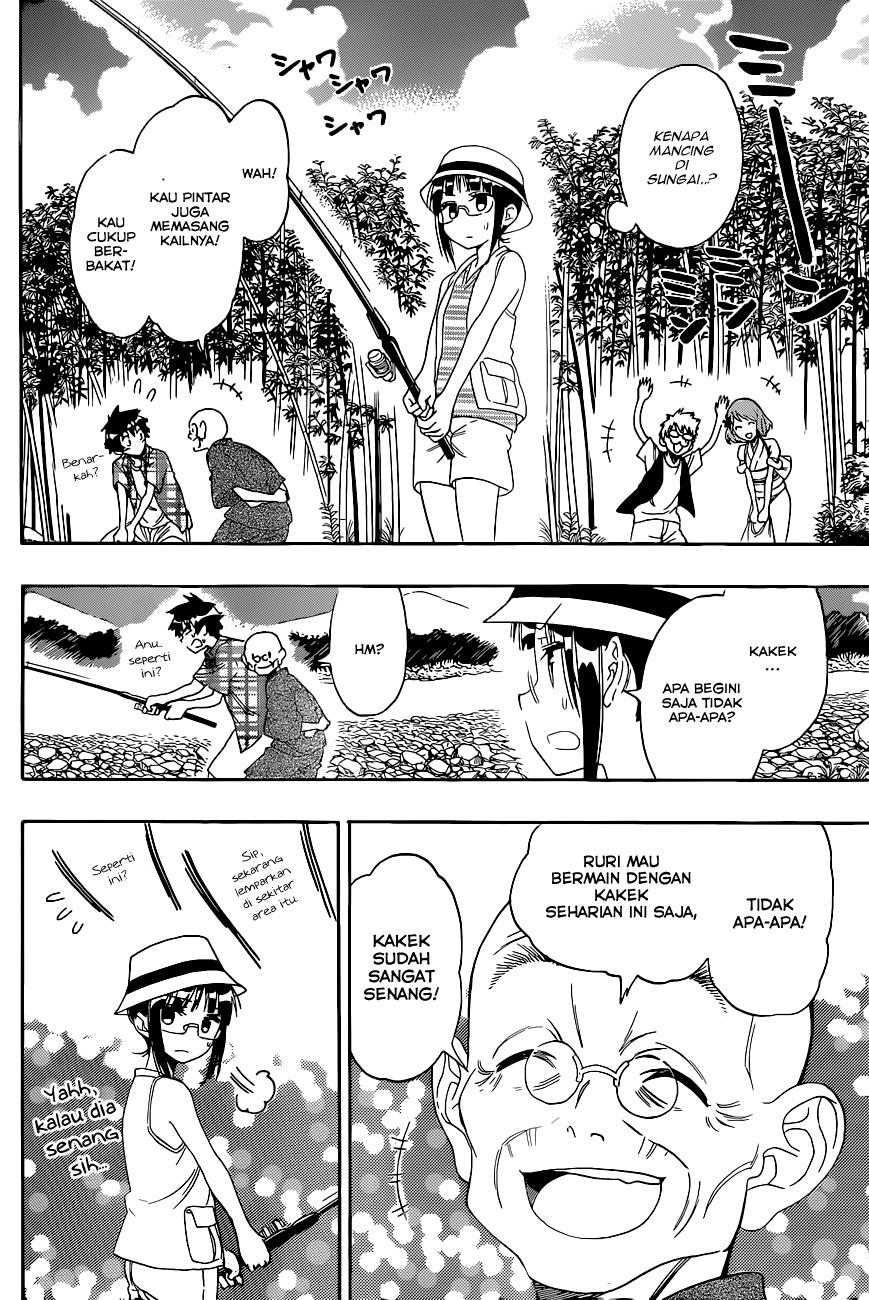 Komik nisekoi 114 - satu milimeter 115 Indonesia nisekoi 114 - satu milimeter Terbaru 11|Baca Manga Komik Indonesia|