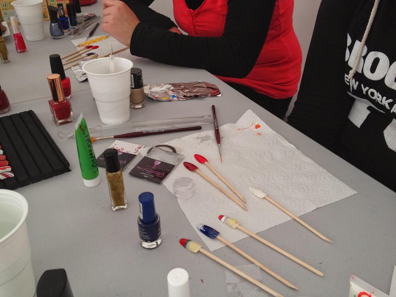Ateliers nail art Décembre et Janvier7