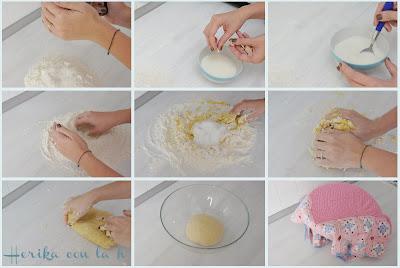 Stella di pan brioche - Herika con la h