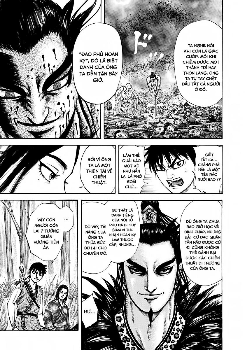 Kingdom – Vương Giả Thiên Hạ (Tổng Hợp) chap 203 page 8 - IZTruyenTranh.com