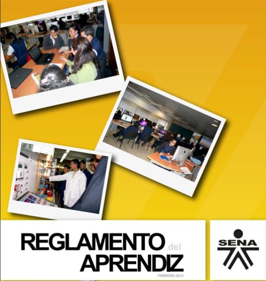 REGLAMENTO DEL APRENDIZ SENA