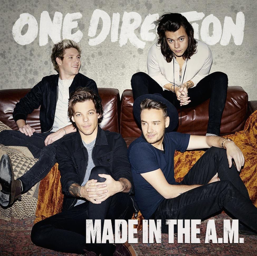 one direction, 1d, made in the am, cover, harry styles, liam payne, louis tomlinson, niall horan, fifth album, midam