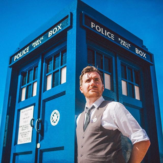 Rob Lloyd Doctor Who Festival