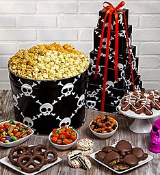 Enter the Skulls Night Treat Delight Halloween Giveaway. Ends 10/30