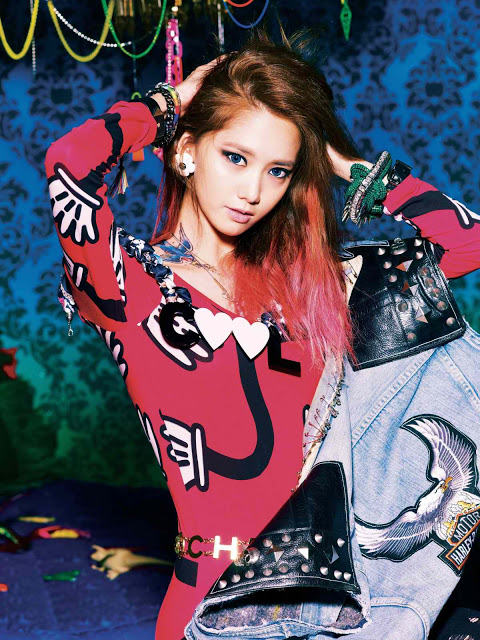 SNSD YOONA 'I Got a Boy' Album Picture