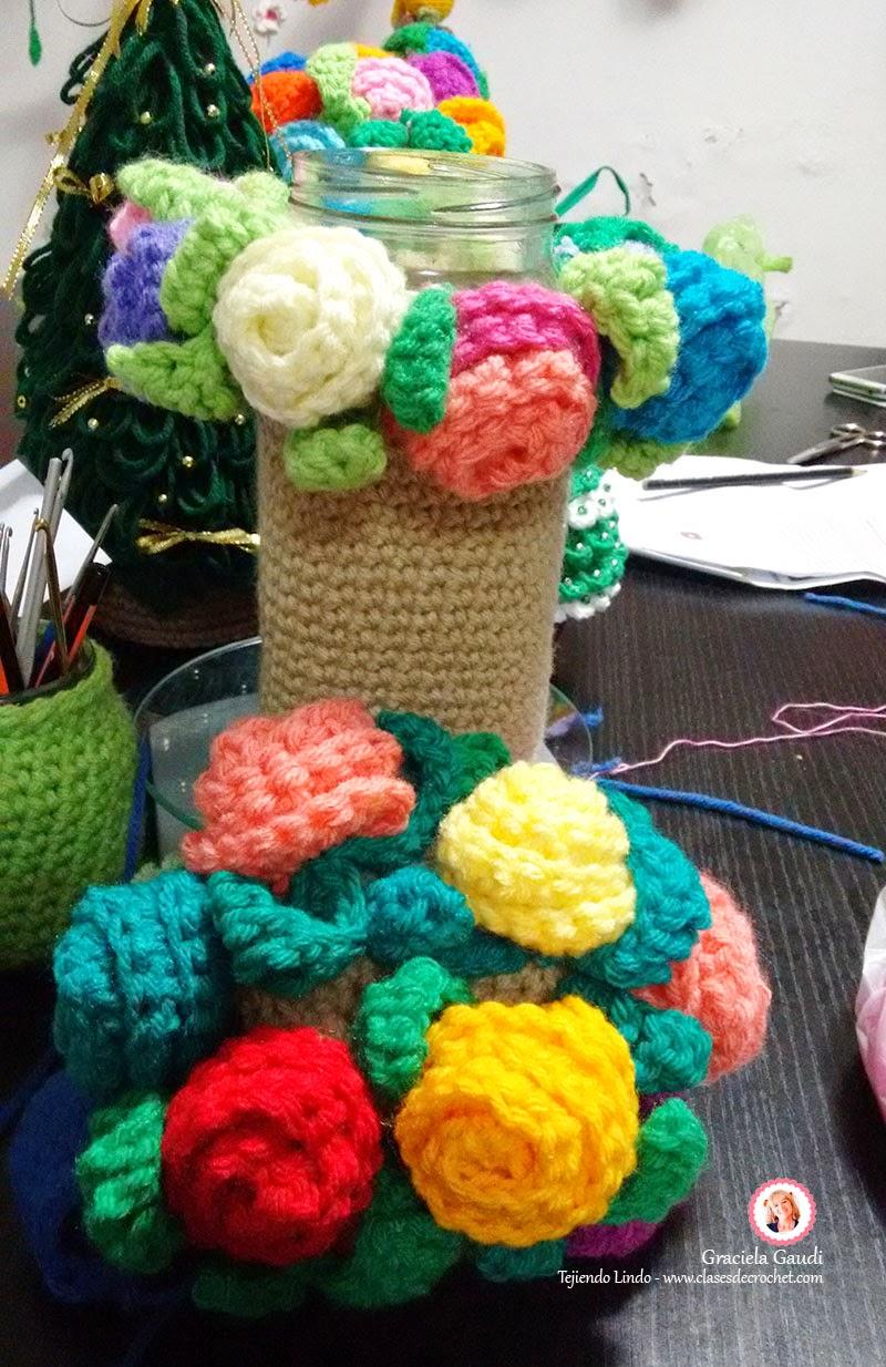 decoracion crochet, patrones crochet, clases crochet