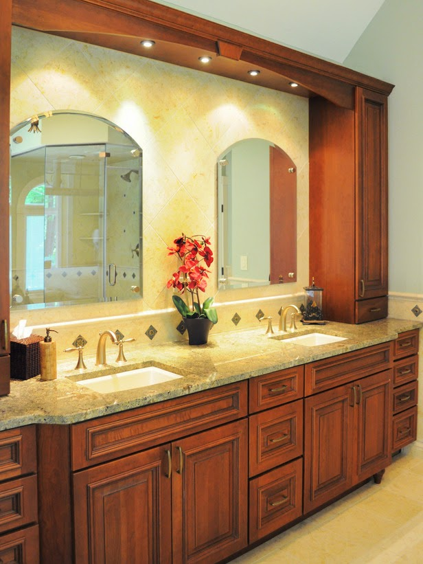 tuscan bathroom ideas - Tuscan Bathroom Design