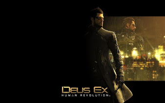 #20 Deus Ex Wallpaper