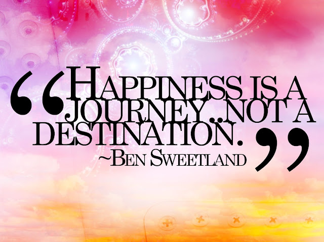 Happiness Quote by Ben Sweetland