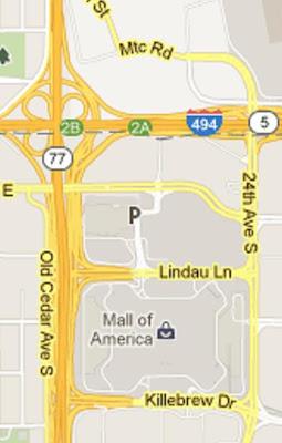Mall Map App