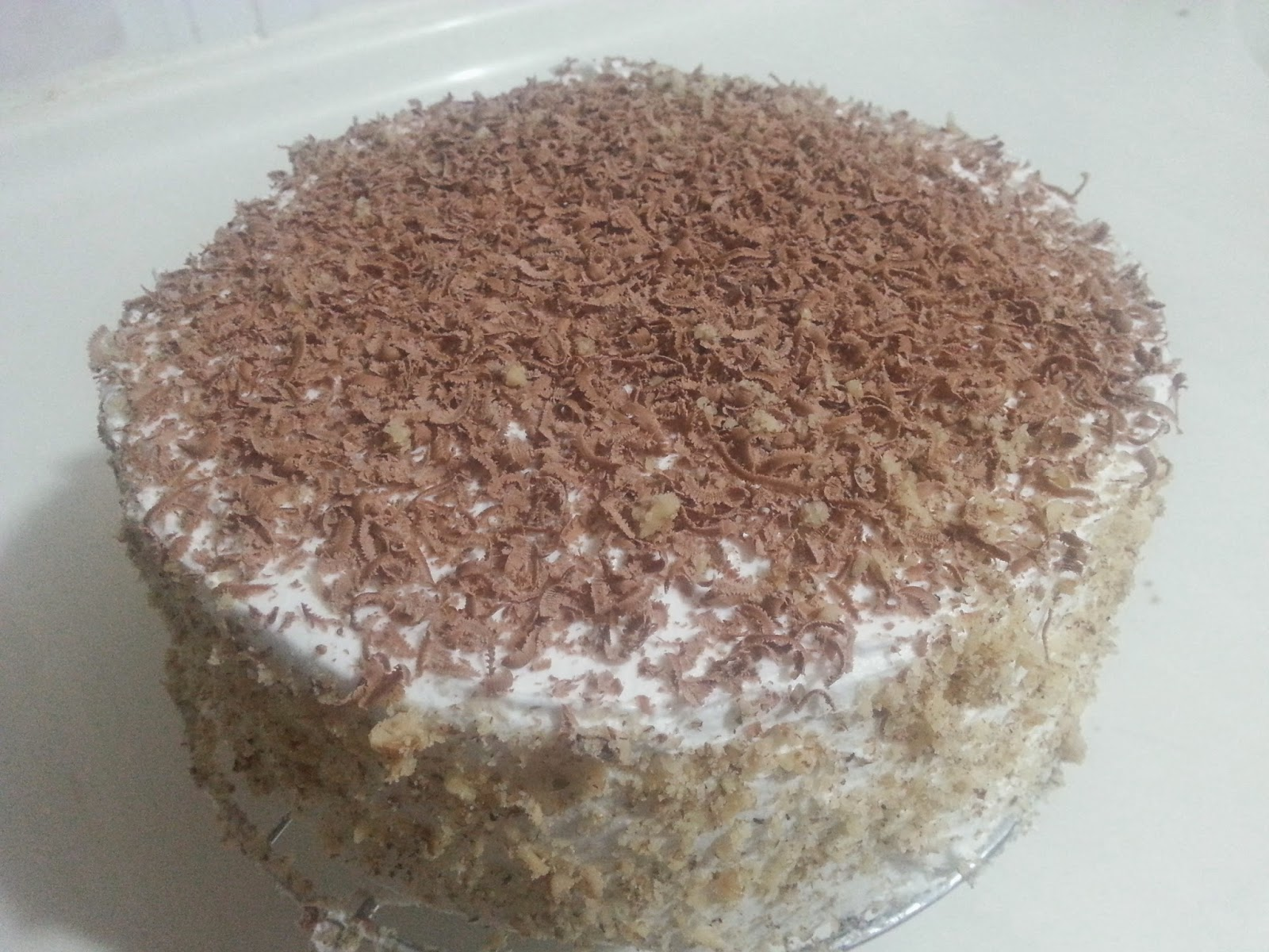 pasta,yaş pasta,ev usulü pasta,basit pasta