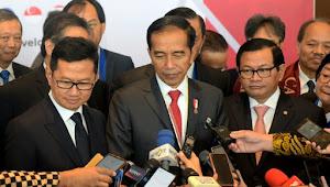 Presiden Akhirnya Umumkan Susunan Kabinet Baru