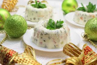 заливное, оливье, салаты
