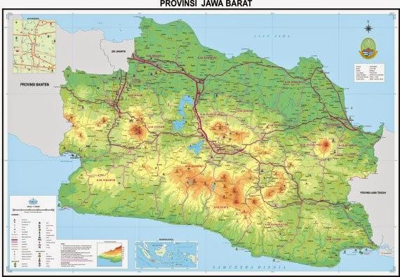 Daftar Lengkap Wisata Di Jawa Barat Bagian 2