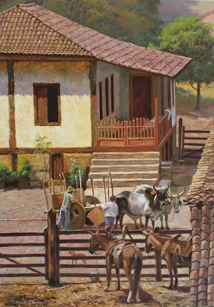 cuadros-de-paisajes-campesinos