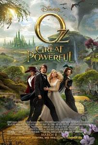 Poster original de Oz, un mundo de fantasía