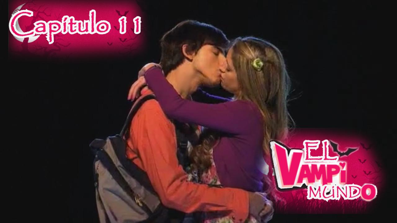 Chica Vampiro - Capitulo 11 (Completo)
