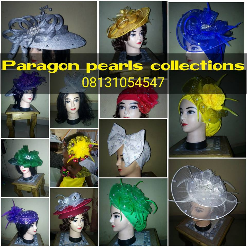Fascinators, Hats, Turbans, etc