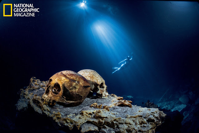 Maya Cave: National Geographic Goes Deep To Uncover The Ancient Secrets Of Cenotes