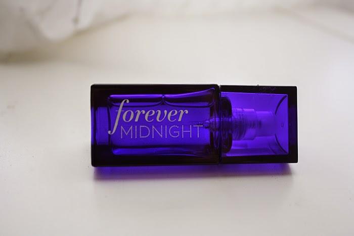 Bath and Body Works Insiders Getaway Tote Review #BBWInsider Forever Midnight eau de parfum