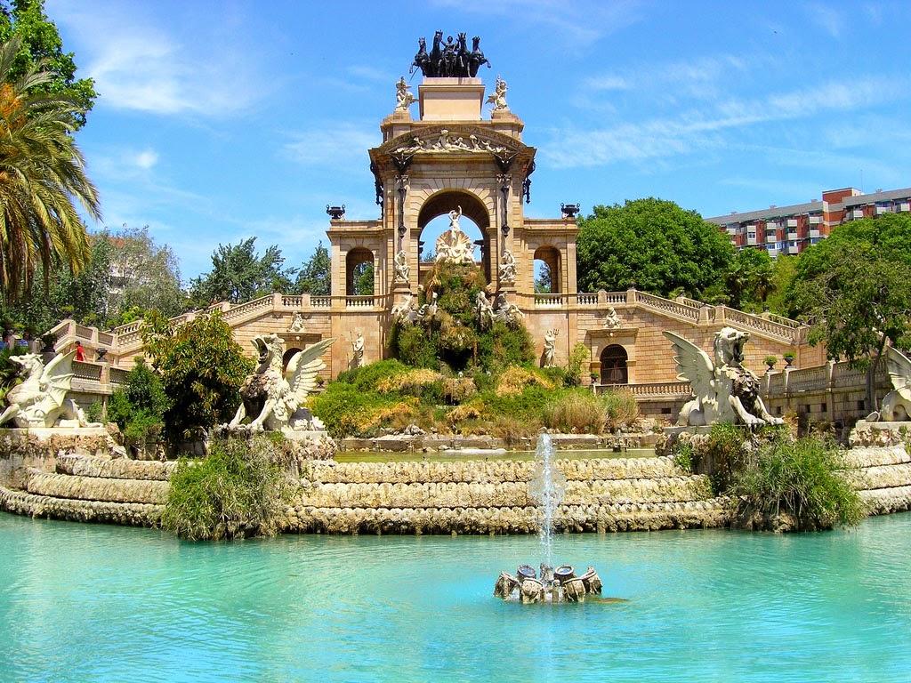 Melhores lugares para viajar Barcelona