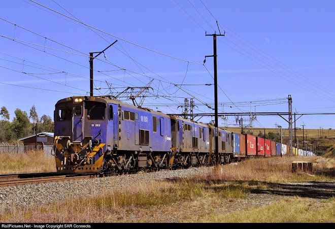 18-263 & Container Train
