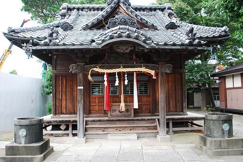 Antropolog a eal jap n septiembre 2012 for Casa clasica japonesa