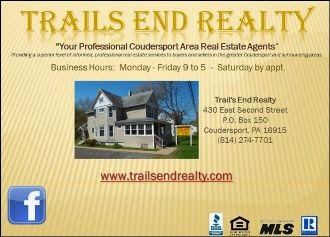 Trails End Realty--Click for listings