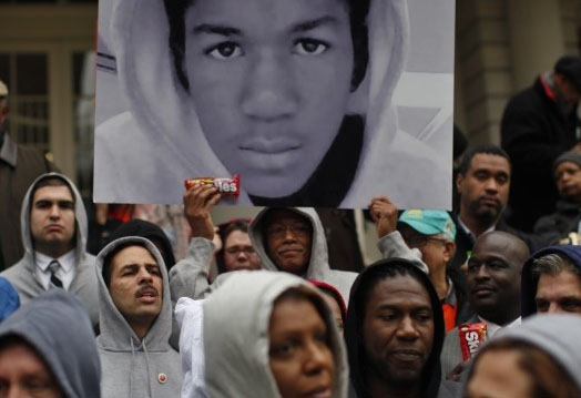 trayvon martin 3 essay Web du bois, dusk of dawn: an essay toward an autobiography of a race  concept  three weeks after the shooting death of martin in sanford, florida,.