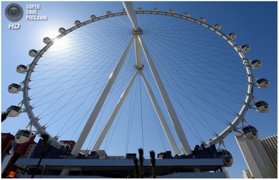 Inilah Ferris Wheel Paling Besar Di Dunia