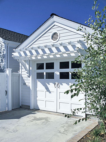 garage door inspiration carriage style interior beauty